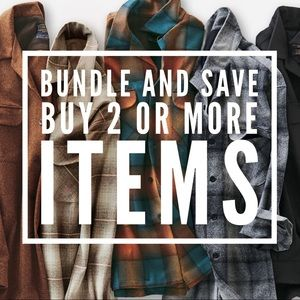 Bundle 2 or More Items and Save 10%